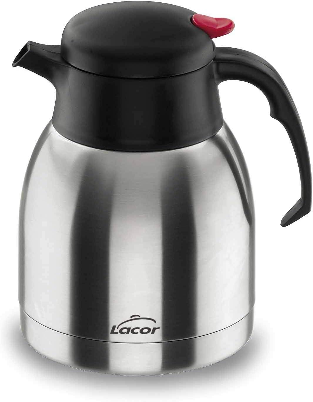 Lacor - 62486 - Servidor Termo 2 Litros: Amazon.es: Hogar