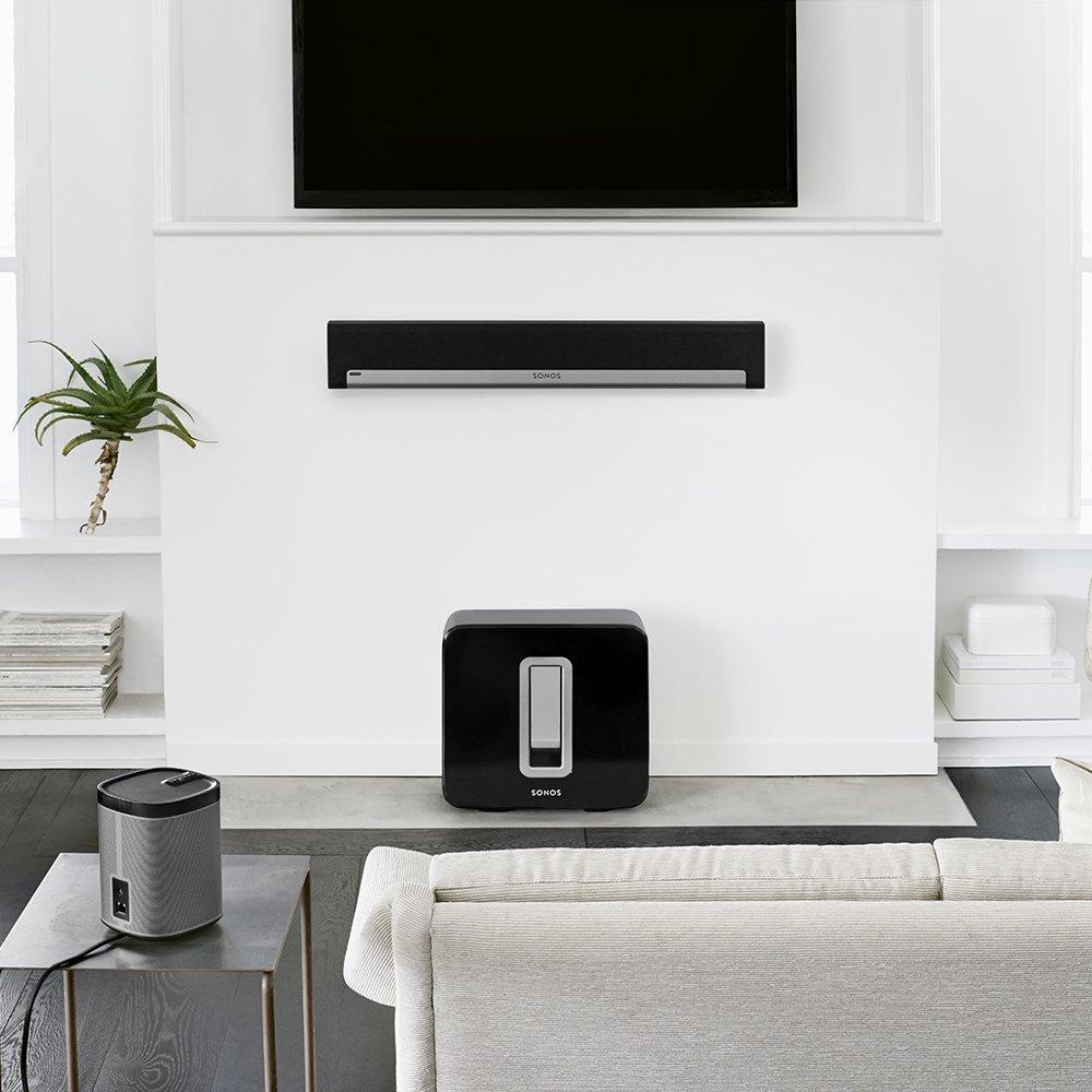 SONOS PLAYBAR Wireless Home Cinema Soundbar-Black: Amazon.in ...