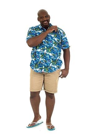 Duke Herren Kingsize Palme Hawaii Verkleidung Kostümparty Strand ...