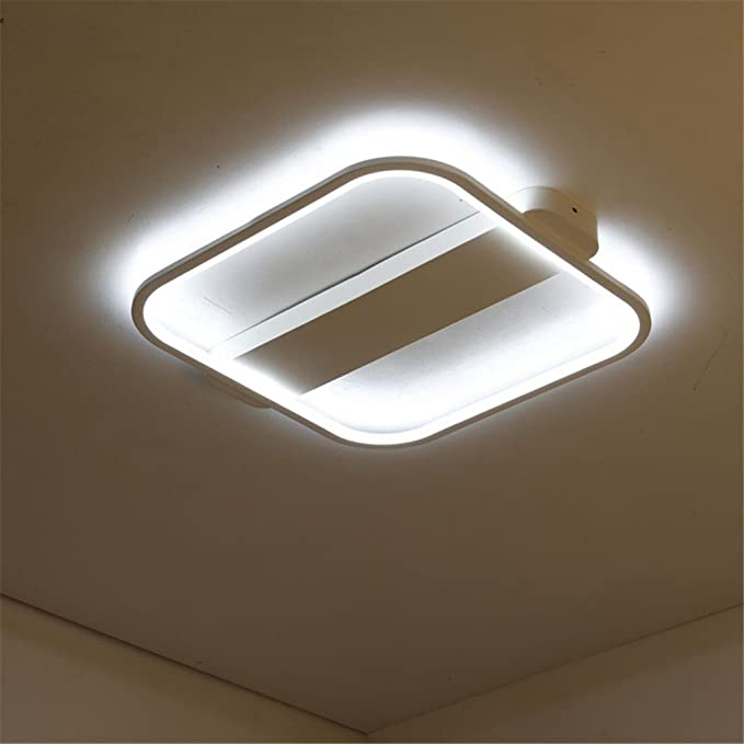 Square Ceiling Lights plafond lamp for Living Room Bedroom ...
