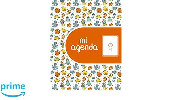 Mi agenda (Infantil 2018): Amazon.es: Marta Montero Honorato ...