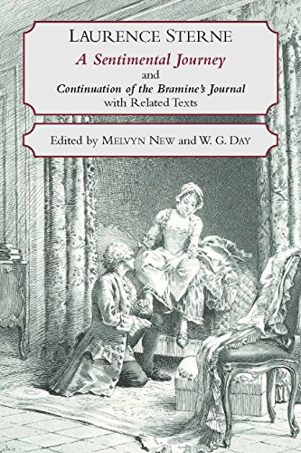 A Sentimental Journey Through France and Italy and Continuation of the Bramine's Journal