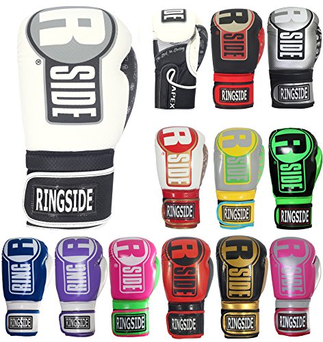 Ringside Apex Boxing Kickboxing Muay Thai Training Gloves Gel Sparring Punching Bag Mitts – DiZiSports Store