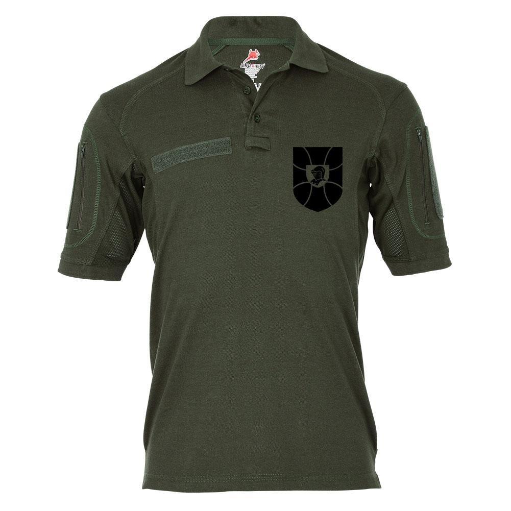 Tactical Poloshirt Alfa - OSH Offizierschule des Heeres BW Ausbildungsstätte Streitkräftebasis  19285