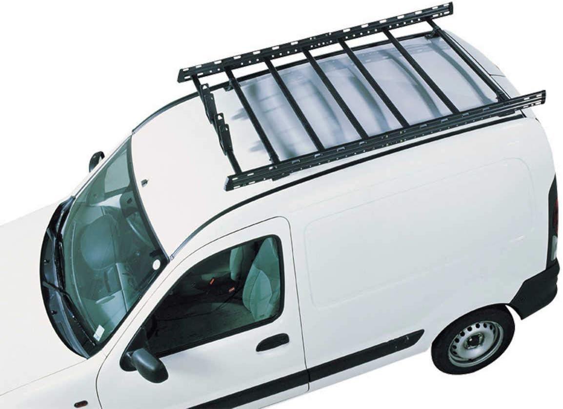 Galerie de Toit Pro Compatible avec VW Caddy d/ès 04//2004