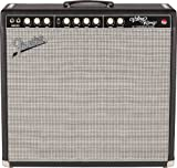 Fender Custom Vibro-King 20th Anniversary Edition Guitar Ampliifier, Black