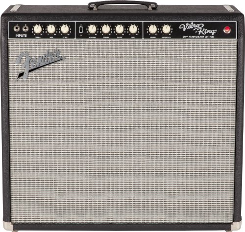 Fender Custom Vibro-King 20th Anniversary Edition Guitar Ampliifier, (Edition Guitar Amp)