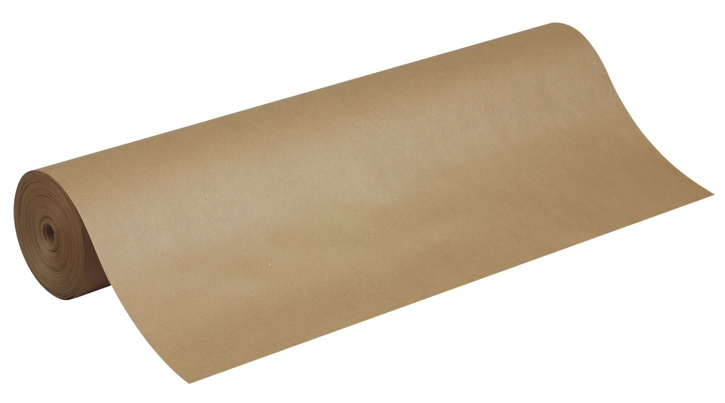 Pacon Natural Kraft Heavyweight Paper Roll, 3-Feet by 500-Feet (5837) by PACON