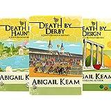 Josiah Reynolds Mysteries Box Set 3:  Death By Haunting, Death By Derby, Death By Design
