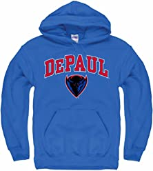 quality design b8212 73aaf Campus Colors NCAA Adult Arch   Logo Gameday Hooded Sweatshirt - Multiple  Teams, Sizes