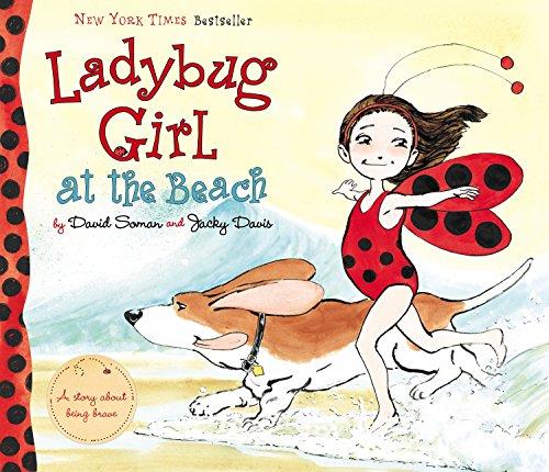 Image of Ladybug Girl at the Beach