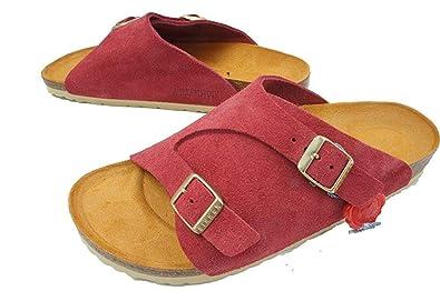 11ac563a7db38 Amazon.com | New Birkenstock Zurich Red Suede 42/11-11.5 N Womens ...