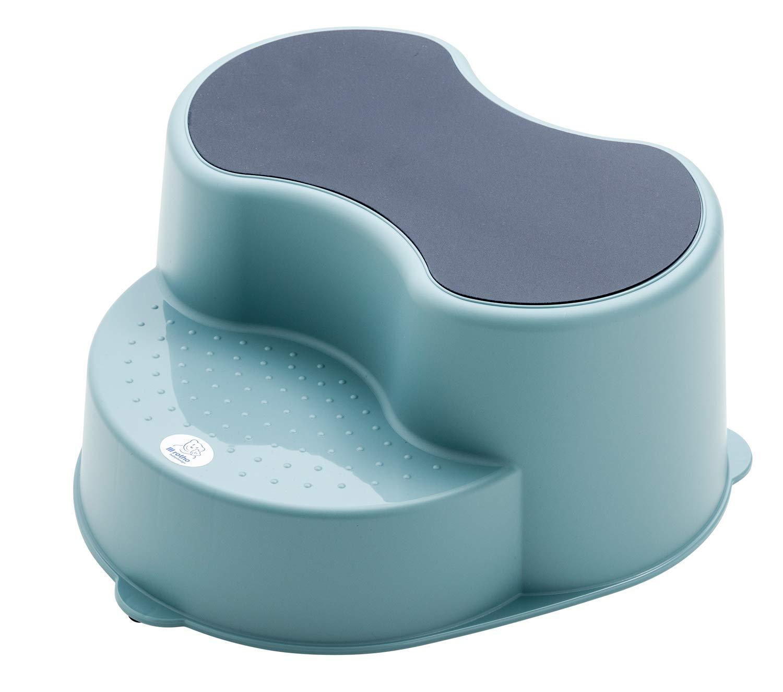 Rotho Babydesign TOP Kinderschemel Violett TOP Lavender 200050264 Anti-Rutsch-Trittfl/äche