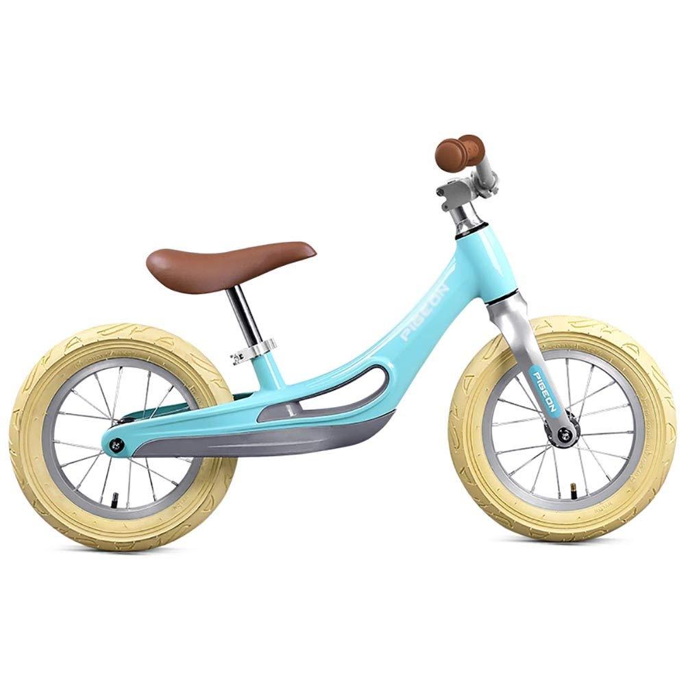 Bicicletta YXX Equilibrio Bambini da 2 a 6 Anni, Passeggio per Il Freestyle con Sedile Regolabile, Telaio in Lega di magnesio