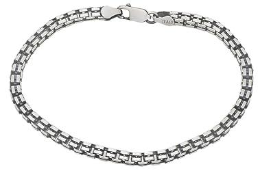 9ac411941a48 Bracelet - BRS-K41235 - Pulsera de hombre de plata de ley