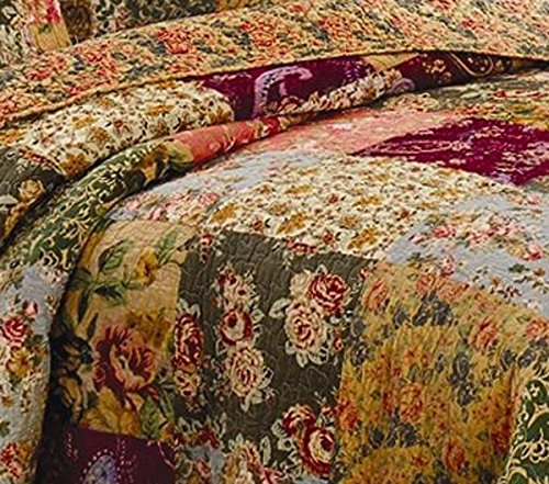 Greenland Home Antique Chic King Quilt Set Buy Online In