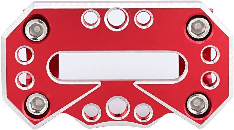 Motorrad Ausgleichsstange Farbe : Silber Universal Aluminiumlegierung Modifikation Zubeh/ör Balance Bar Querstangen for Motorrad