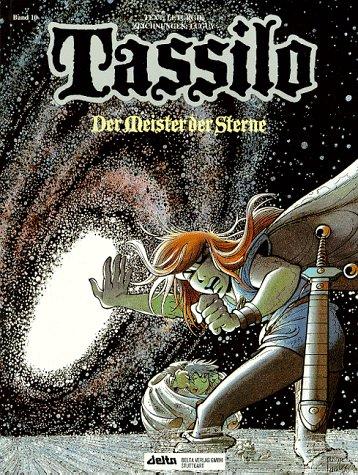 Tassilo, Bd.10, Der Meister der Sterne