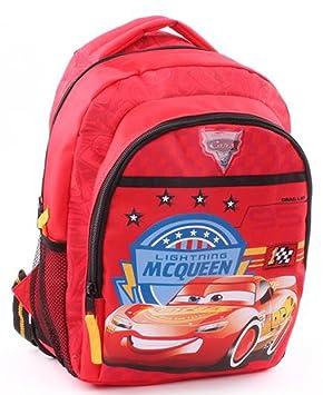 98e2b7f1729 Cars McQueen Kindergarten Rucksack Ca. 35cm Kinder Tasche  Amazon.de ...