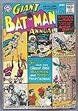 img - for Giant Batman Annual #2, 1961. Original edition book / textbook / text book