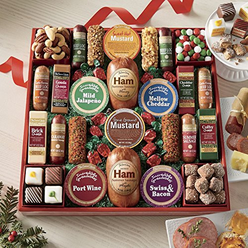 26 Surefire Pleasers Food Gift from The Swiss Colony