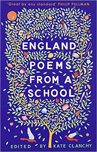 Cover of England, Poems from a School