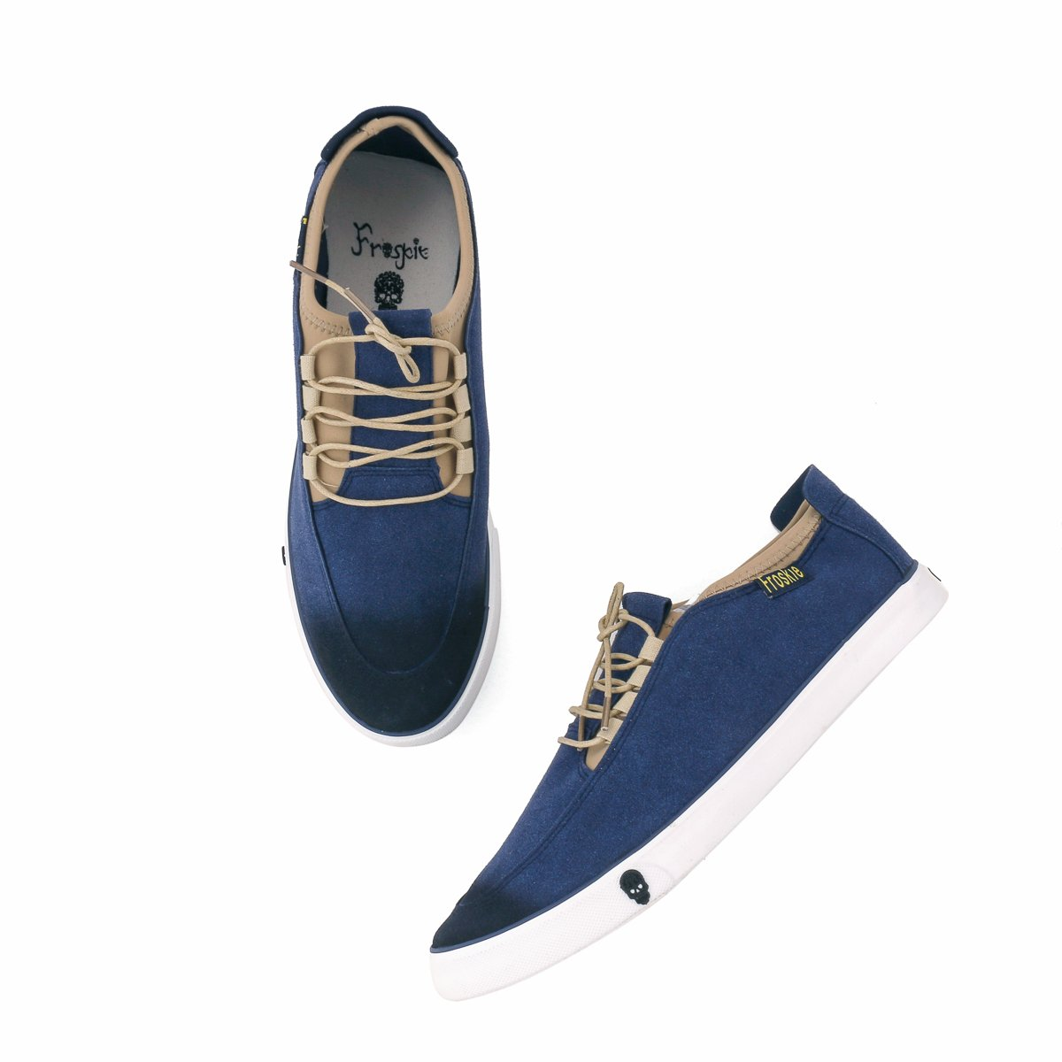 Froskie Vulcanised Canvas Casual Shoes