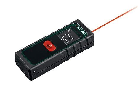 Entfernungsmesser Mit Neigungsmesser : Parkside laserentfernungsmesser entfernungsmesser distanzmesser