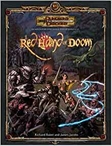 The Red Hand of Doom (Dungeons & Dragons d20 3.5 Fantasy Roleplaying