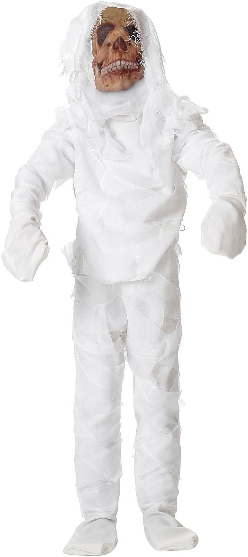 Disfraz de momia para niños multicolor 11-12 Años: Amazon.es: Ropa ...