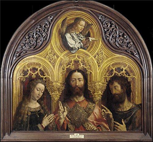 canvas-prints-of-oil-painting-gossaert-jan-christ-between-the-virgin-mary-and-saint-john-the-baptist