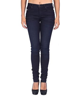 5203c596 Amazon.com: Diesel - Women's Jeans Skinzee R838R - Super Slim Skinny ...