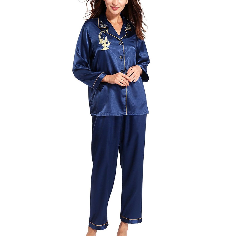Pajamas Women Long Sleeve Solid Pyjamas Men Love Sleepwear Womans Lounge Couples Pajama Sets Pijama Mujer at Amazon Womens Clothing store: