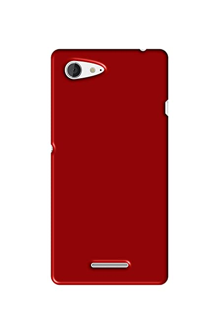 the best attitude 8252f ab1d7 Case Creation Sony Xperia E3 Back Cover, Hard Back case: Amazon.in ...