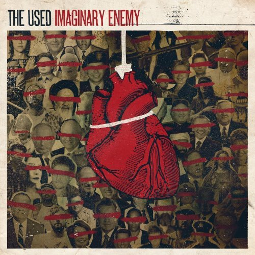 The Used - Imaginary Enemy (LP Vinyl)