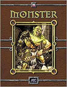 Monster (d20 Fantasy Roleplaying): Peter Flanagan, Andrew