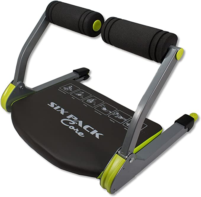 SIX PACK Care Exercise Bench de espalda y abdominales AB Trainer ...