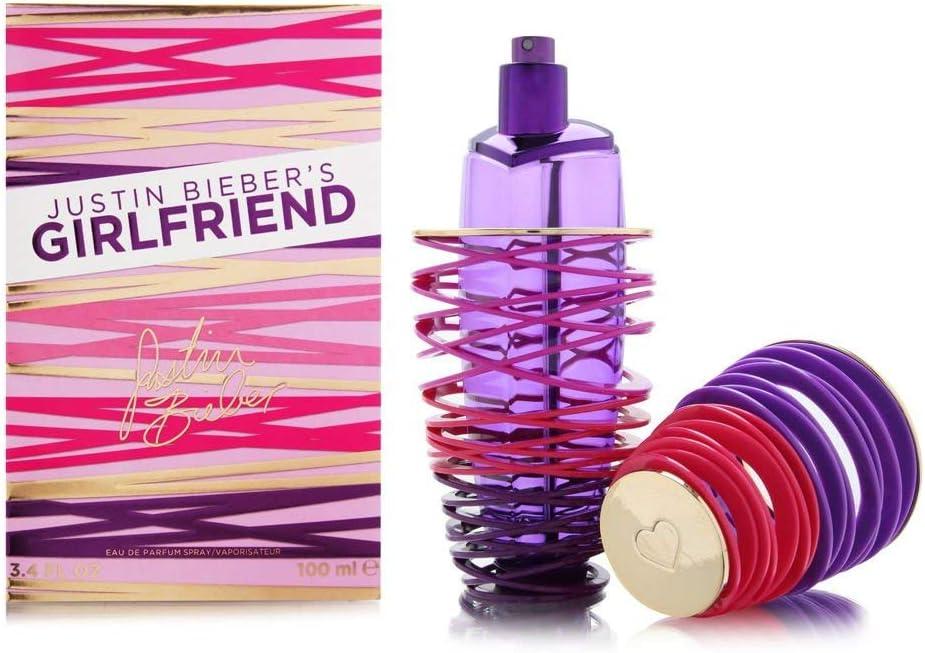 Justin Bieber Girlfriend Eau De Parfum