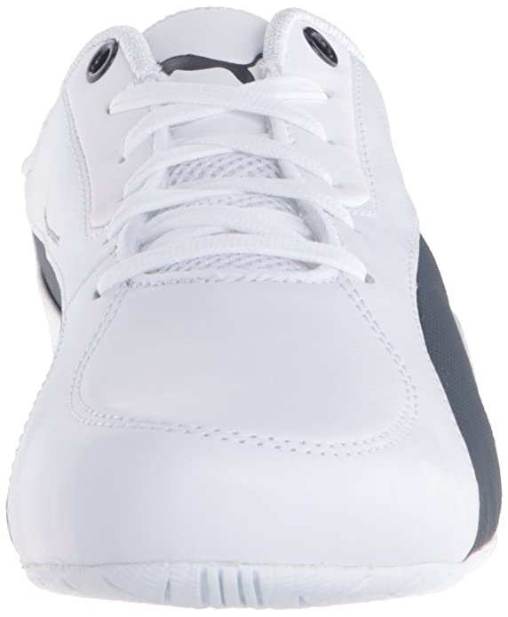 Puma BMW MS DRIFT CAT 5 Hommes US 10.5 Blanc Baskets: Amazon