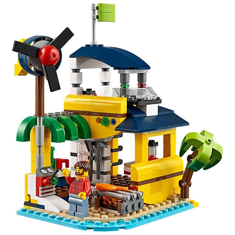 LEGO 31064 Creator Island Adventures: LEGO: Amazon.co.uk: Toys & Games