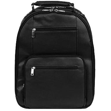 Amazon.com | Wilsons Leather Mens, Womens Vacqueta Leather Laptop ...