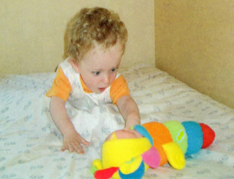 BLUR Sabana de Seguridad Ajustable Infantil Fantasma Cama de 90