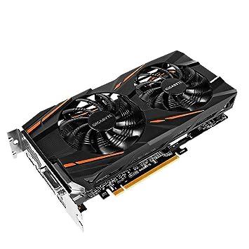 GIGABYTE Radeon RX 570 Gaming 8G MI, 8GB GDDR5, DVI, HDMI ...