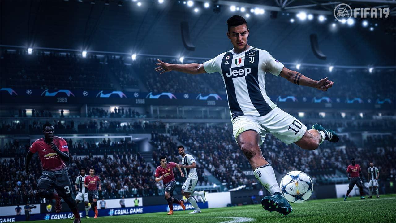 Amazon.com: FIFA 19 - Standard - PS4 [Digital Code]: Video Games