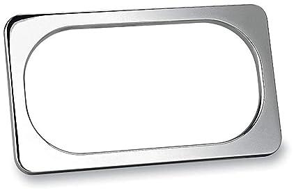 Arlen Ness 12-149 Chrome License Plate Frame