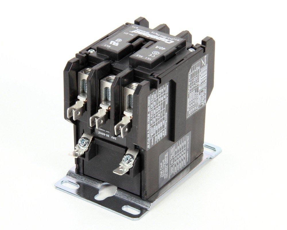Copeland 912-3040-00 24V 3-Pole 40-Amp Contactor