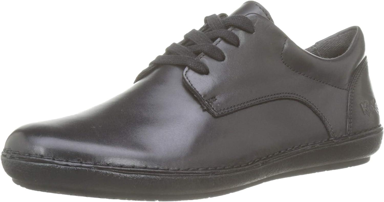 Kickers Fowfo, Zapatos de Cordones Derby para Mujer
