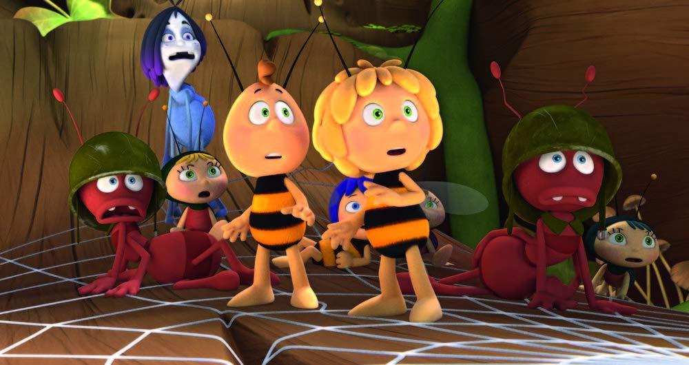 Maya labeille 2 : Les Jeux du miel Francia Blu-ray: Amazon ...