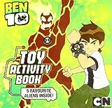 Ben -10 toy activity book