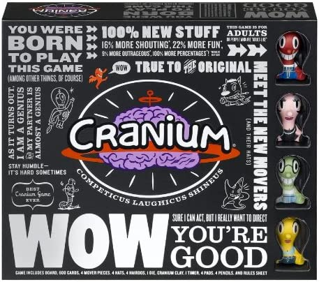 Cranium Wow Game by Hasbro: Amazon.es: Juguetes y juegos